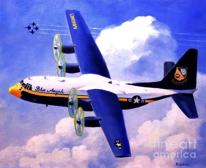 Fat Albert Painting