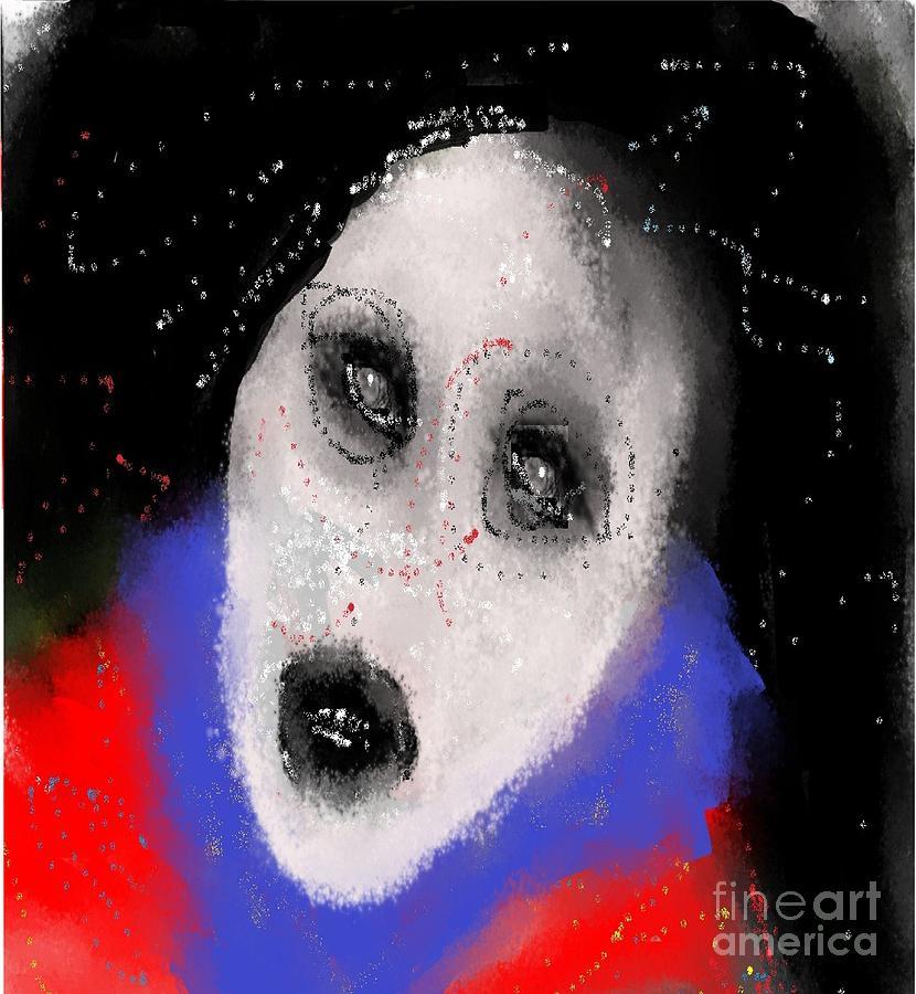 Fated  Illussion Digital Art