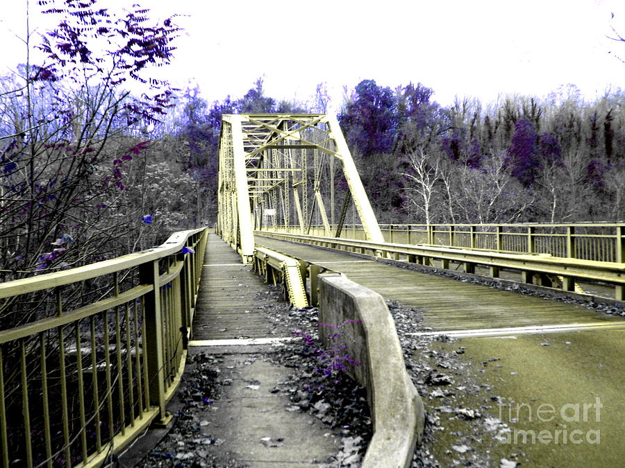 Fayette Station Bridge Photograph