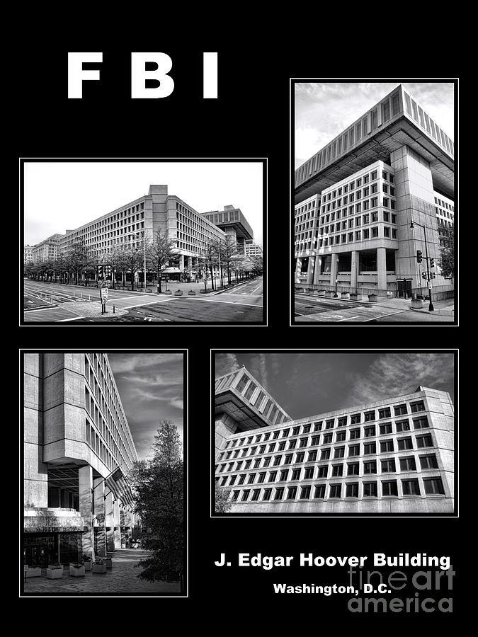 Fbi Poster Photograph
