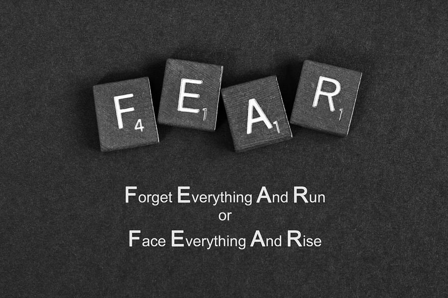 Fear Inspirational Quotes. QuotesGram