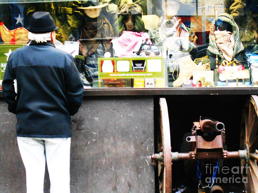 Fear Sells Photograph