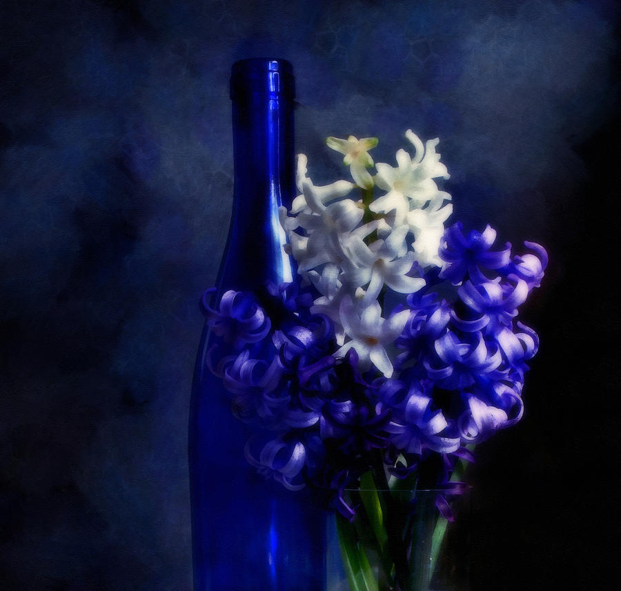 Feeling Blue Photograph  - Feeling Blue Fine Art Print