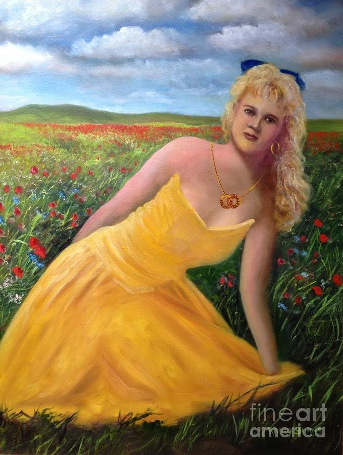 Felicia Painting