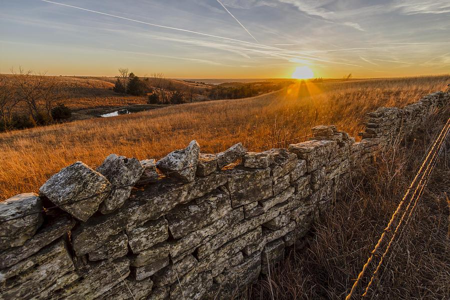 Fences Photograph