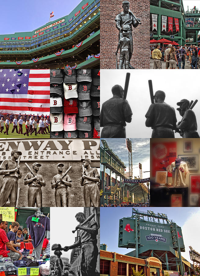 Fenway Memories Photograph