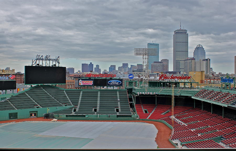 Fenway Park Boston Photograph