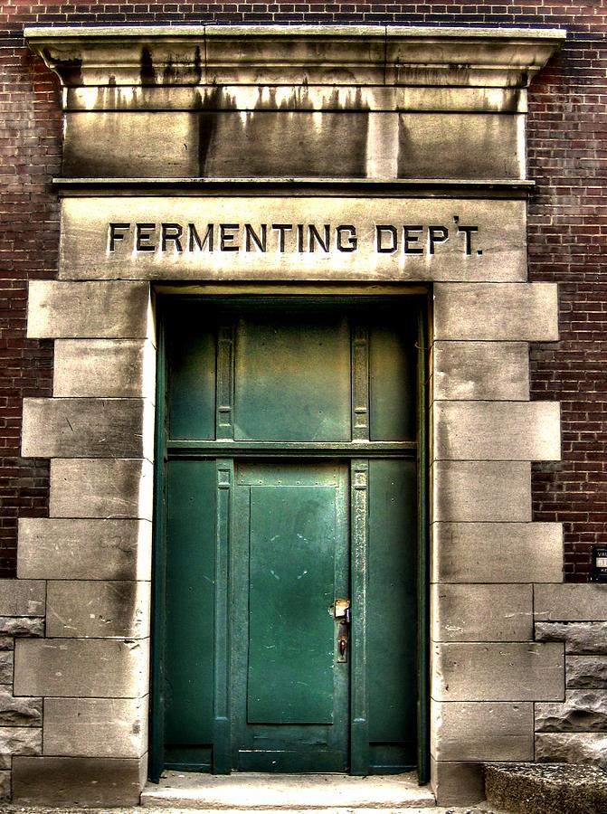 Fermenting Department Photograph  - Fermenting Department Fine Art Print