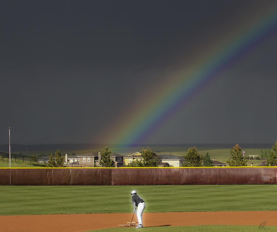 Baseball Photograph - Field Of Dreams by Chris Thomas