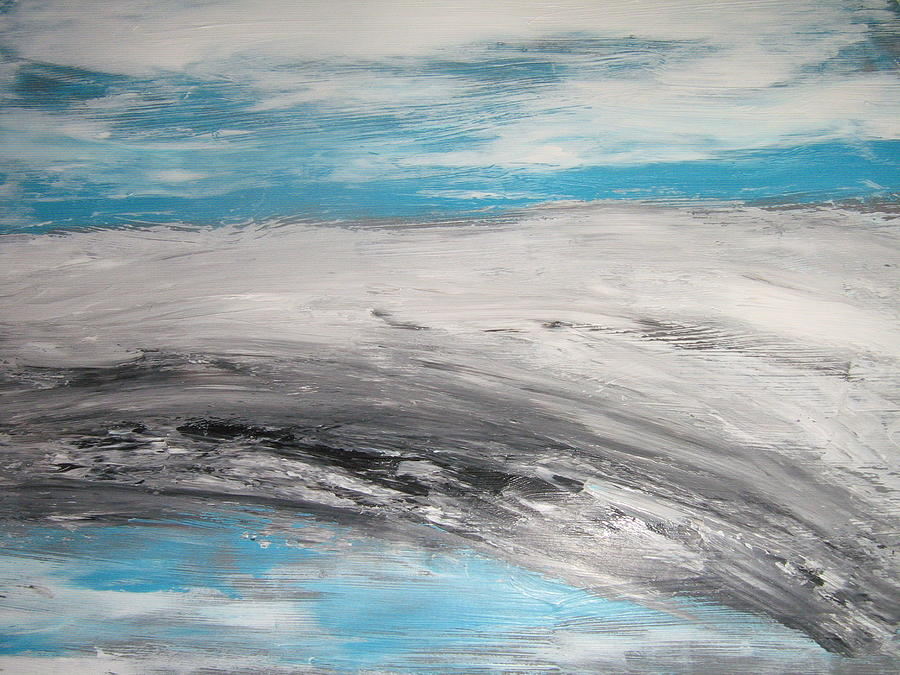 Fifthy Shades Of Grey Painting