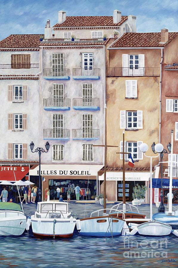 Filles Du Soleil  Painting