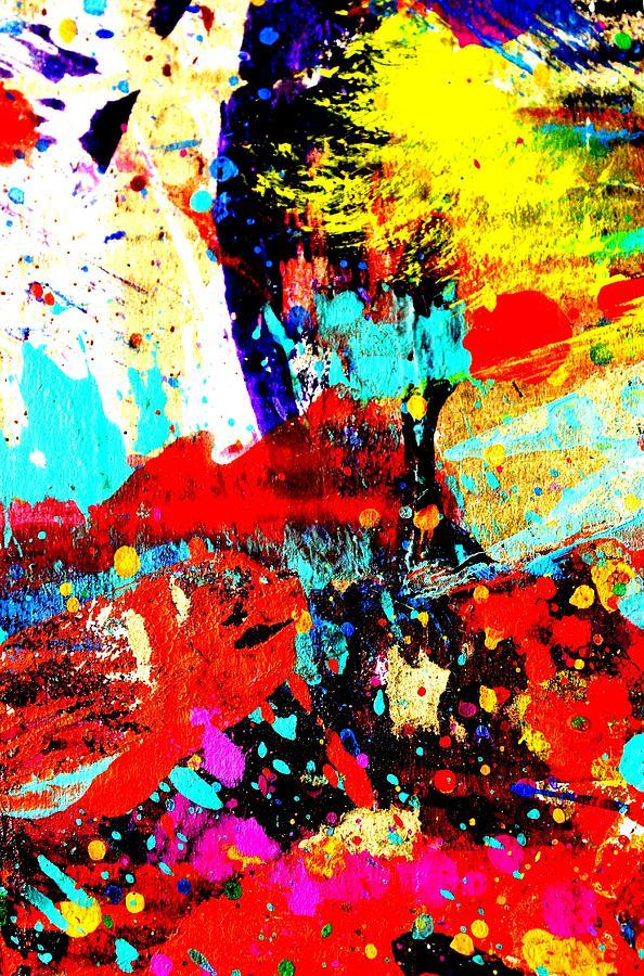 Fine art america abstract painting by john nolan - Fine art america ...