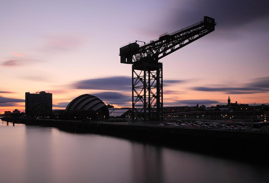 Finnieston Crane Glasgow  Photograph