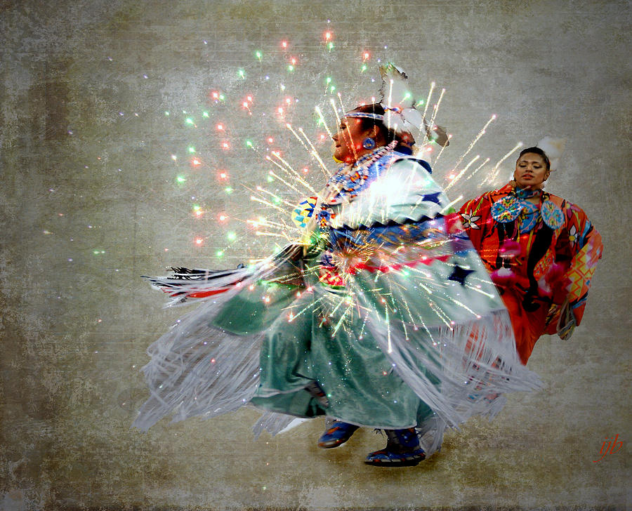 Fireworks Photograph - fire Dance by Irma BACKELANT GALLERIES