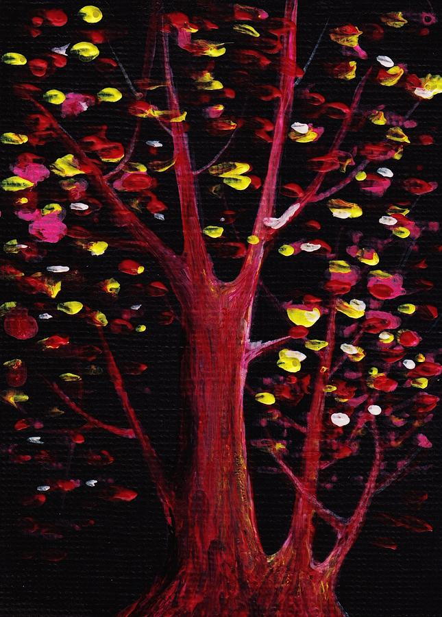 Firefly Dream Painting  - Firefly Dream Fine Art Print