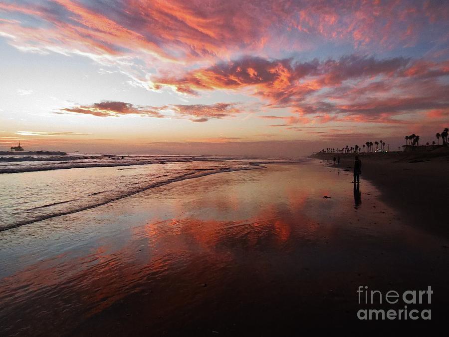 Firesky Photograph