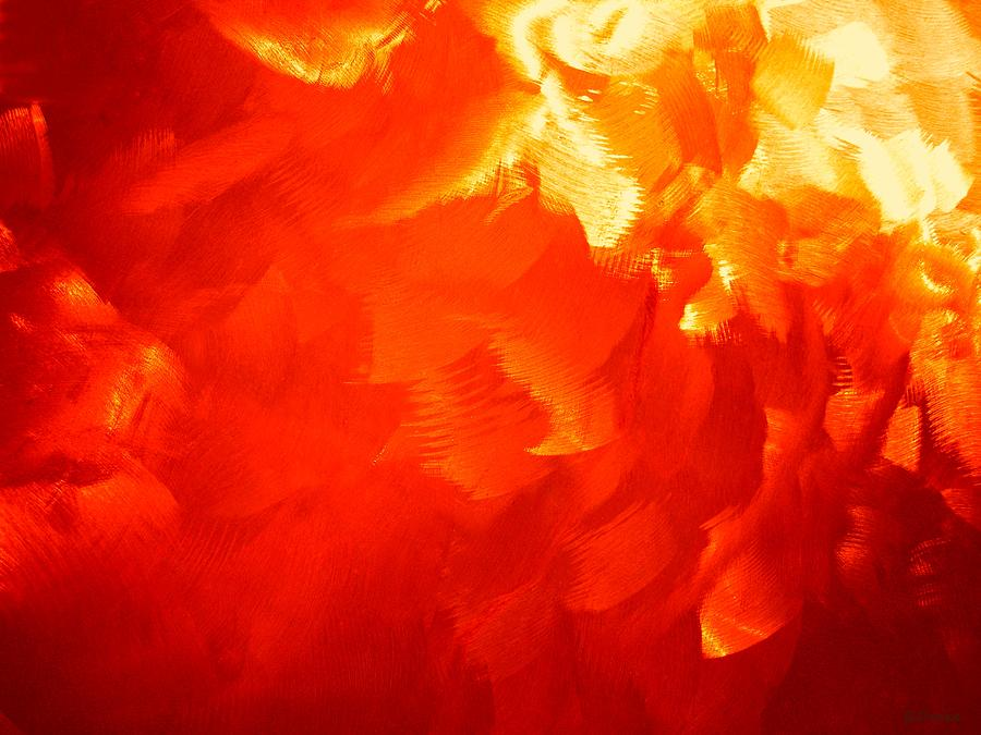 Firestorm Digital Art  - Firestorm Fine Art Print