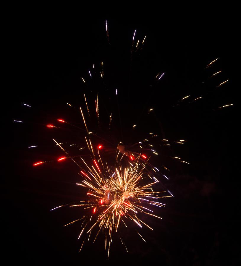 Firework 1 Photograph