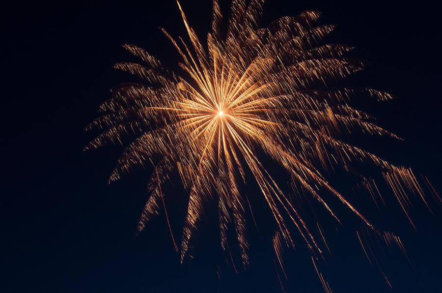 Firework 2 Photograph