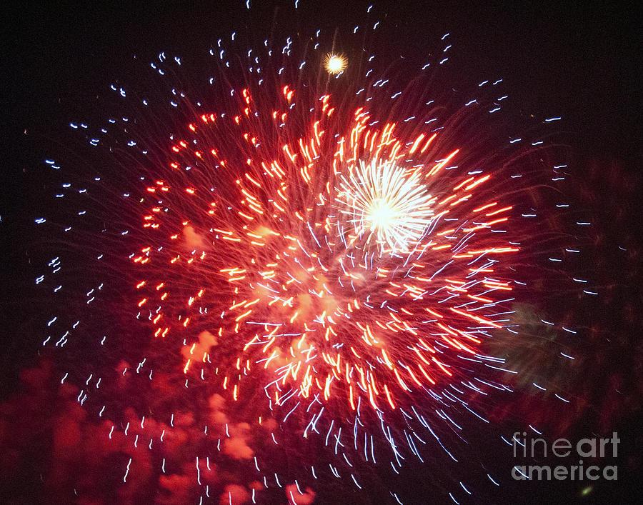 Fireworks 1 Photograph