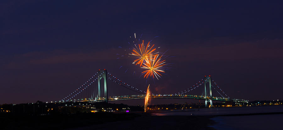 Back To The Beach Staten Island  Fireworks