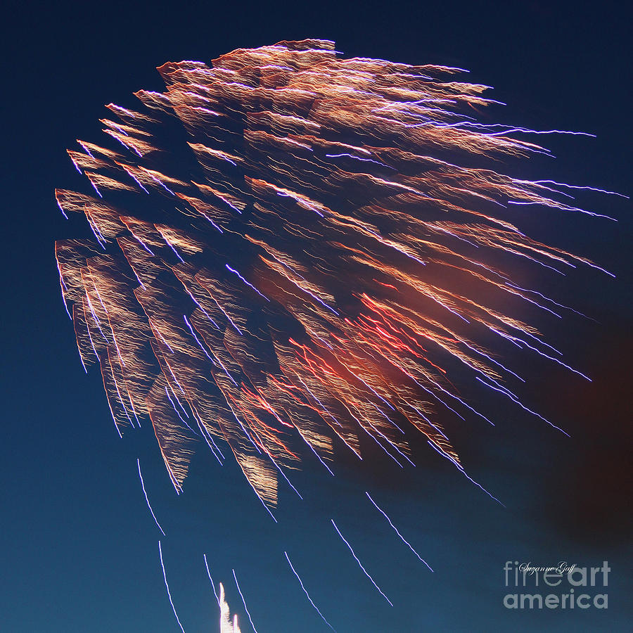 Fireworks Series I Photograph