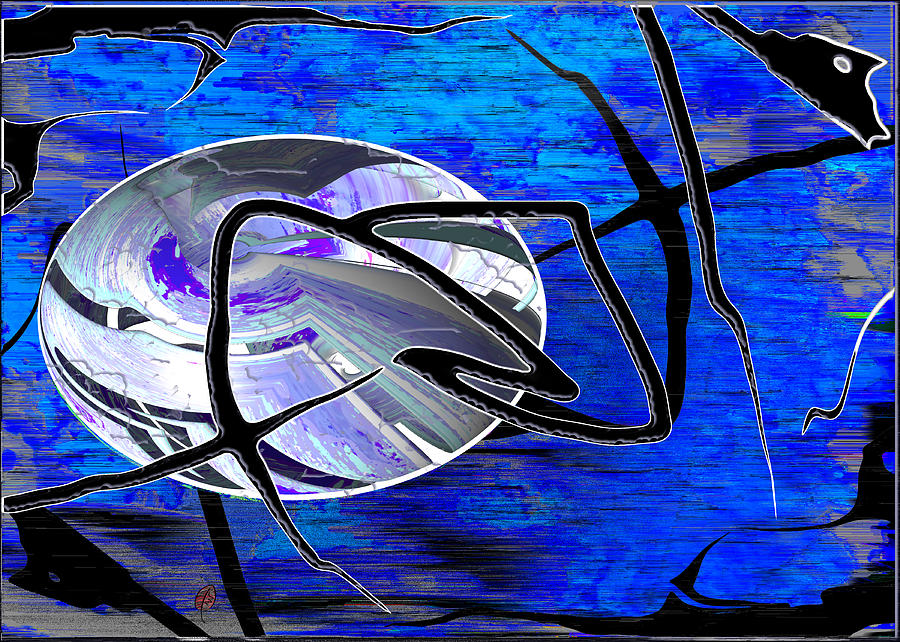 Firmament Cracked #6 - Veneers Digital Art