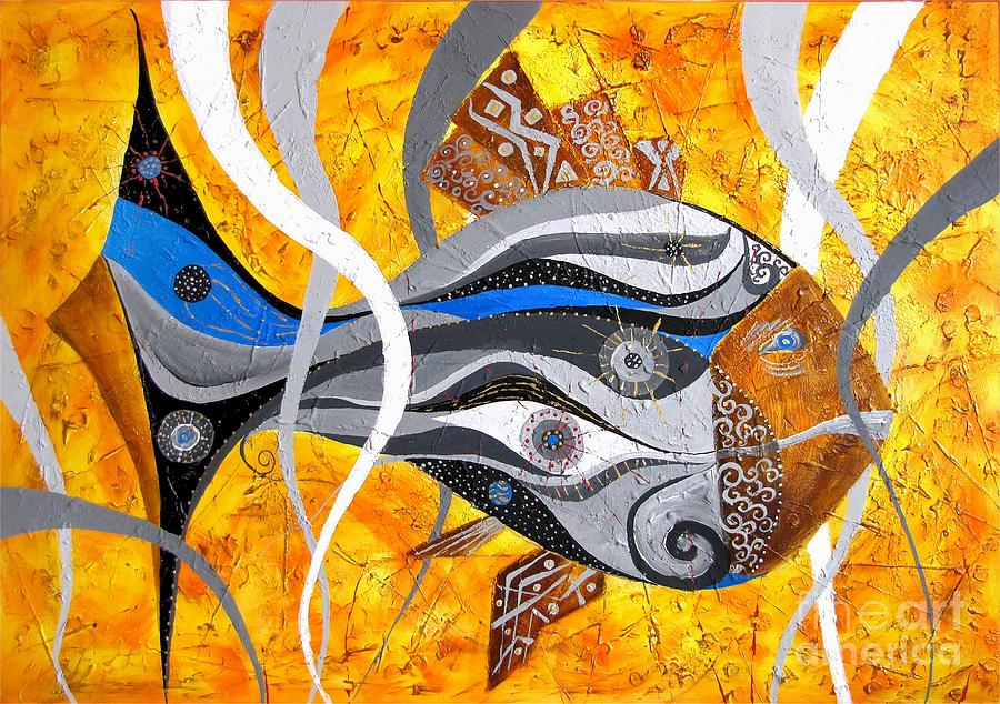 Fish 0465 - Marucii Painting