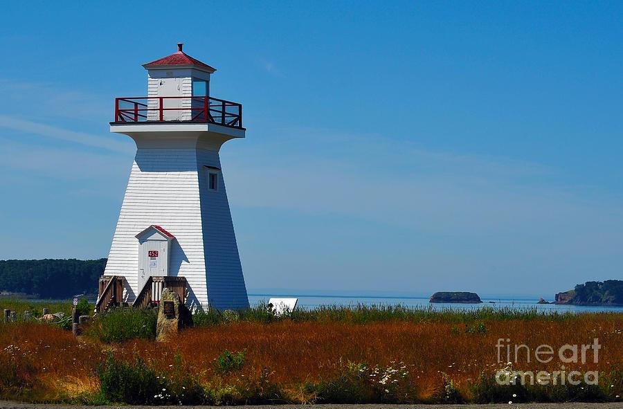 Five Islands Lighthouse Photograph
