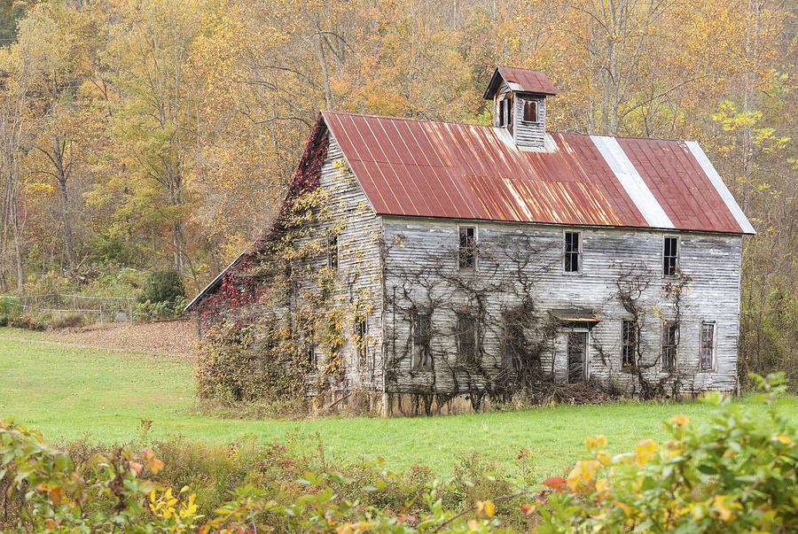 Fixer Upper Barn Photograph  - Fixer Upper Barn Fine Art Print