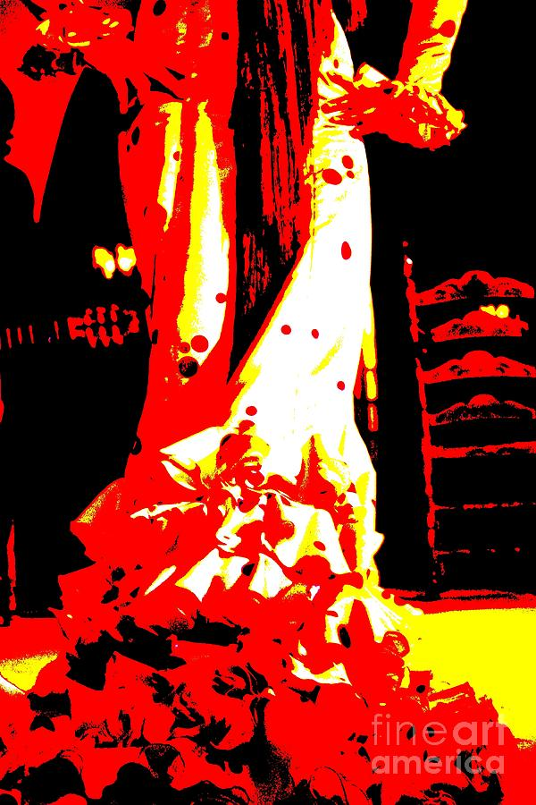 Flamenco Passion Photograph