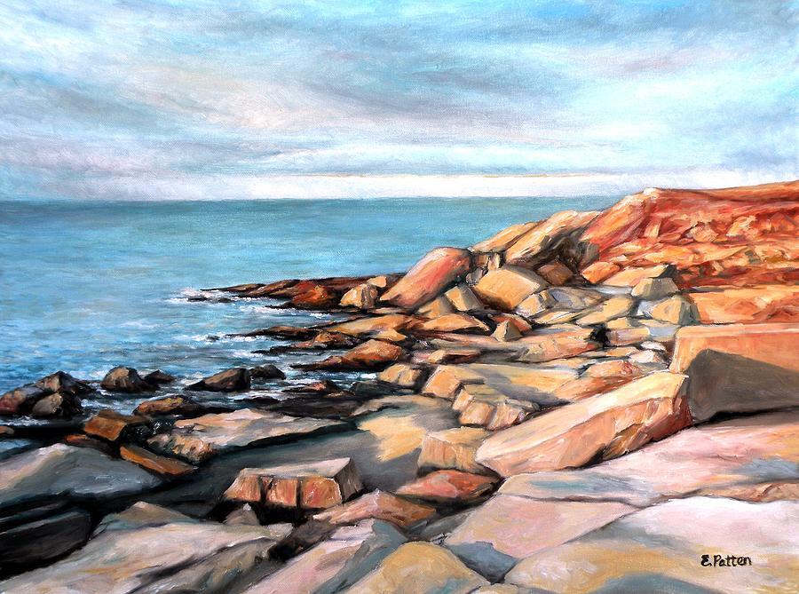 Flat Rocks Painting