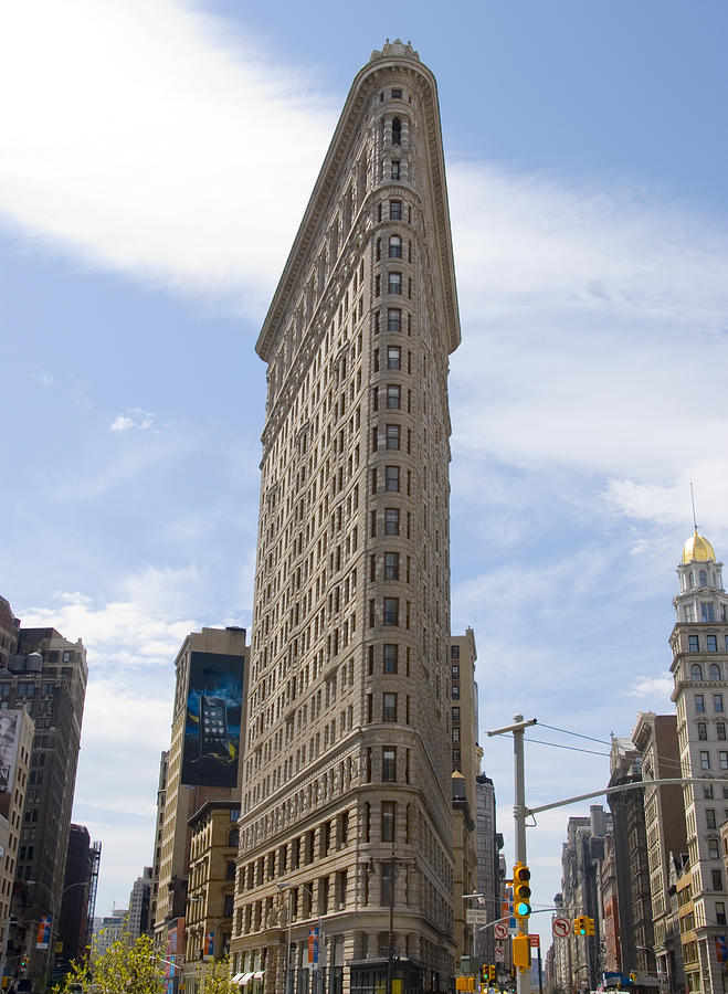 Flatiron Building New York City Photograph  - Flatiron Building New York City Fine Art Print