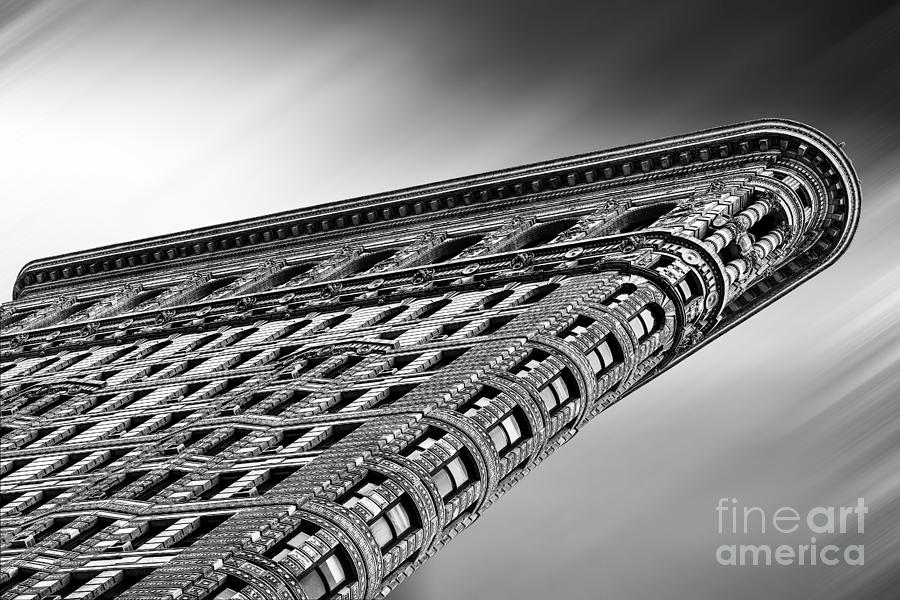 Flatiron Building Nyc Photograph  - Flatiron Building Nyc Fine Art Print
