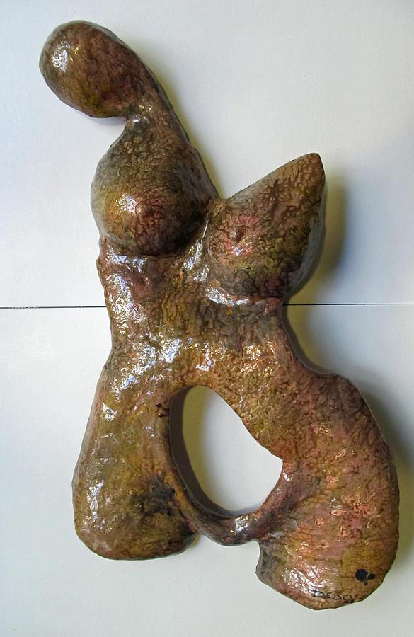 Flesh Body Mask Sculpture