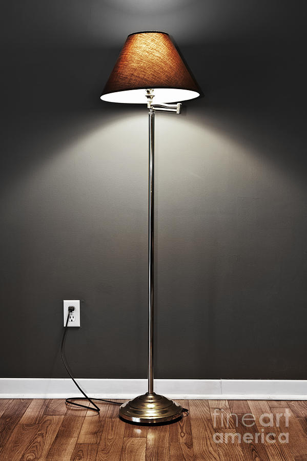 Floor Lamp Photograph