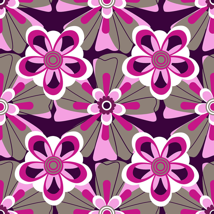Digital Art Digital Art - Floral 2  by Lisa Noneman