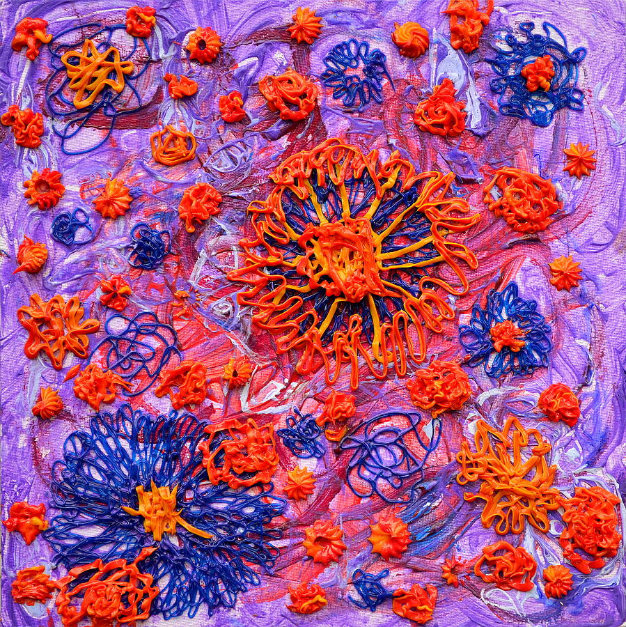 Floridly Floral Painting