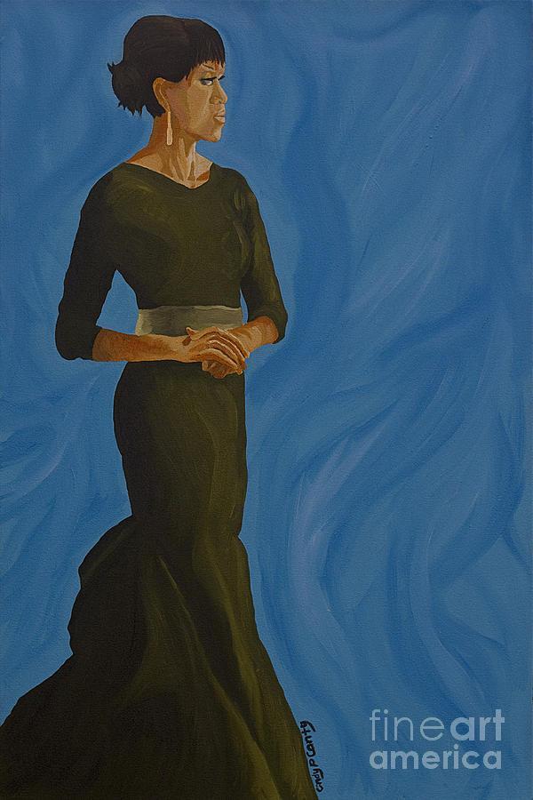 Flotus Painting