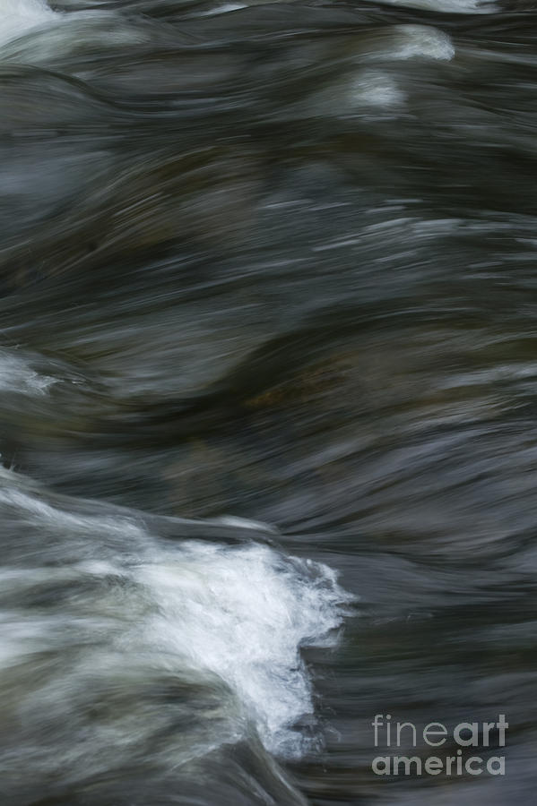 Flow Photograph  - Flow Fine Art Print