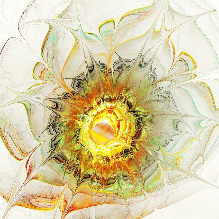 Flower Palette Digital Art