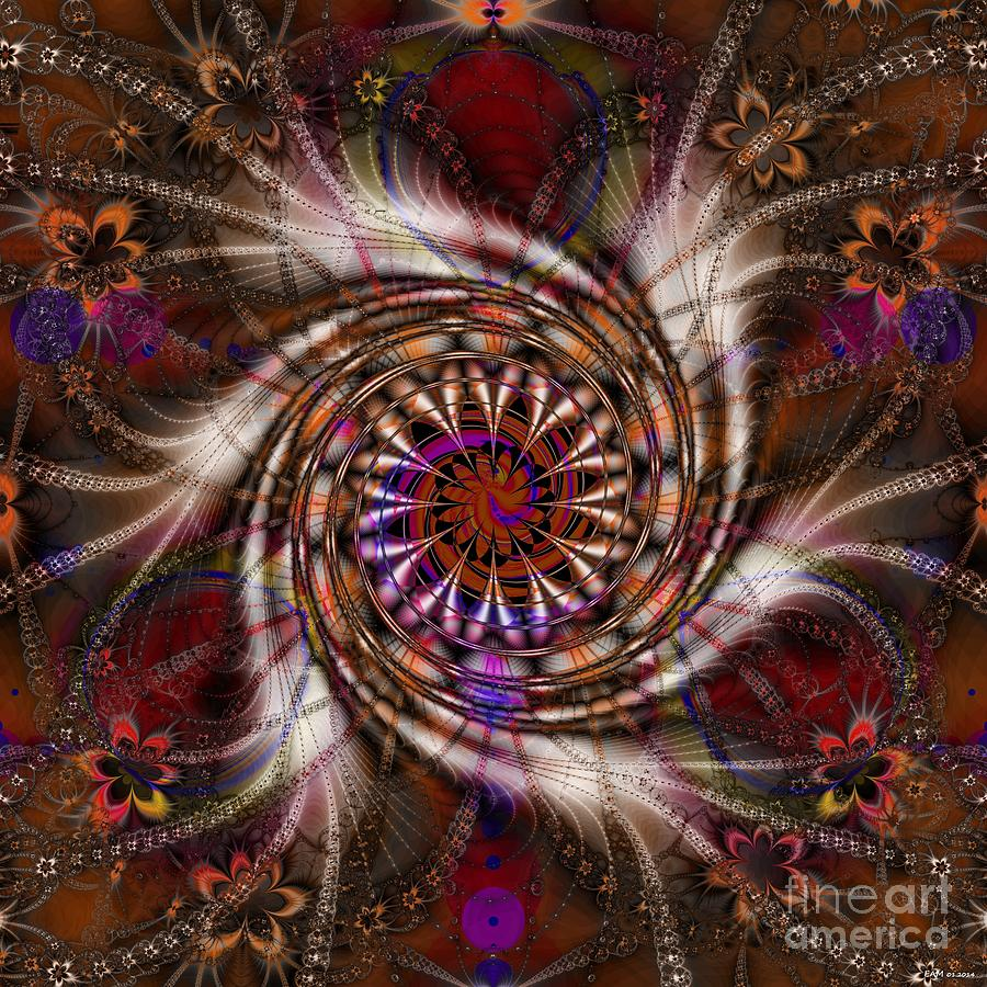 Flowercracker   Digital Art