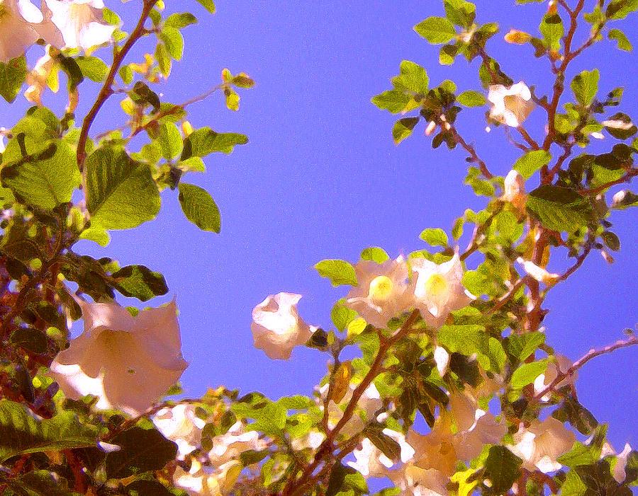 Flowering Tree 2 Painting