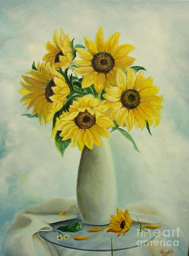Flowers For You Painting