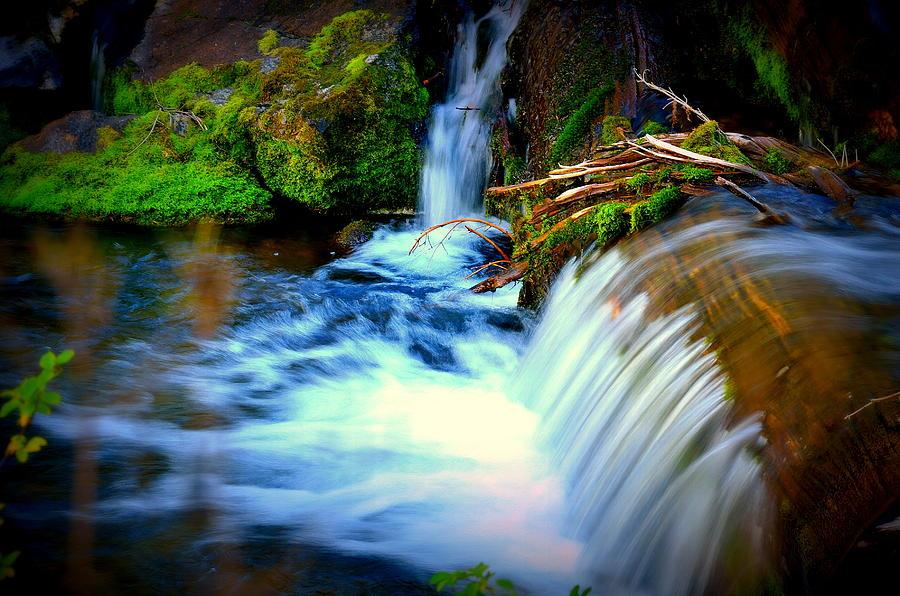Flowing Water by Aparna Nayak