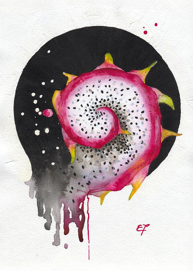 Fluidity 02 - Elena Yakubovich Painting