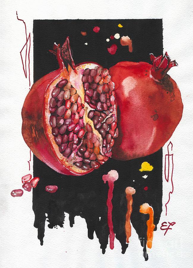 Yakubovich Painting - Fluidity 8 - Elena Yakubovich by Elena Yakubovich