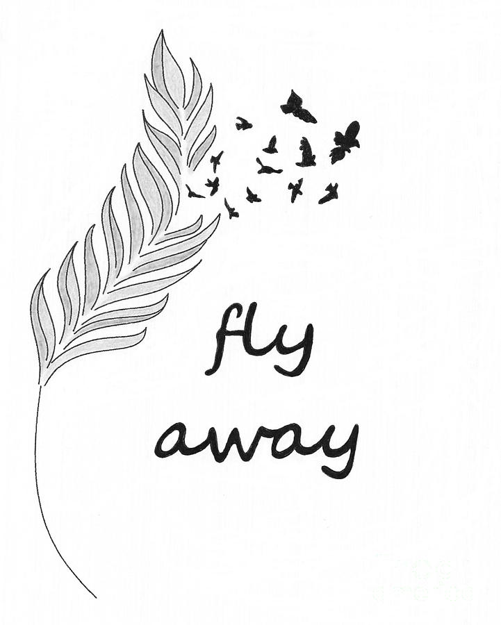 Fly Away Photograph