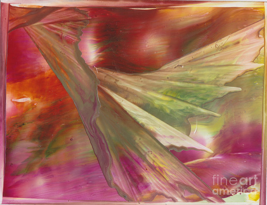 Flying Painting  - Flying Fine Art Print