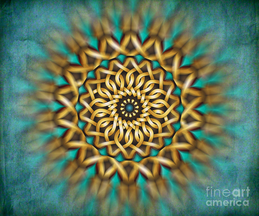 Focus Point Digital Art  - Focus Point Fine Art Print